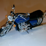 IXO 1:24 HONDA GL 1000 GOLD WING 1975 Motorcycle model GL1000 GOLDWING@sold@